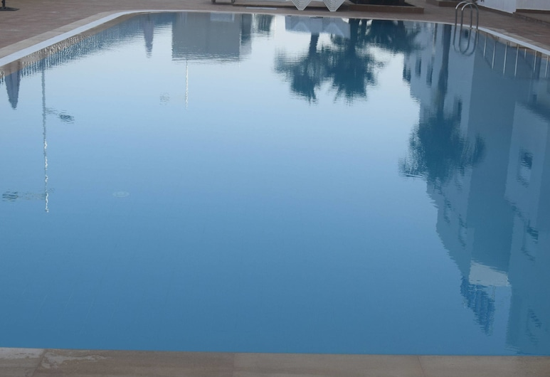 Hôtel Résidence Kabila Vista, Аллєне, Відкритий басейн