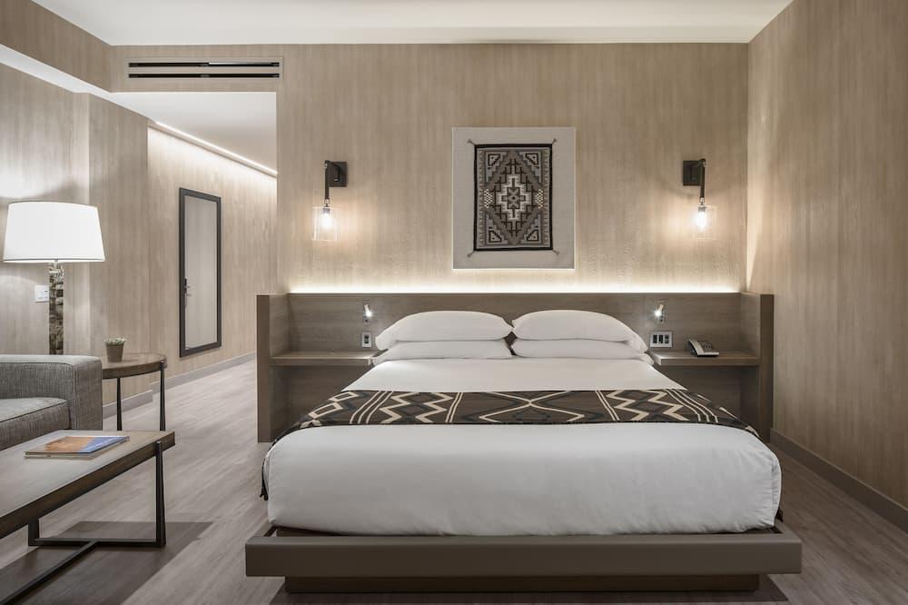 豪華客房, 1 張特大雙人床 - 特色相片