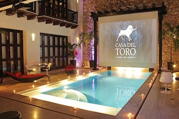 Picture of Hotel Casa Del Toro in Cartagena