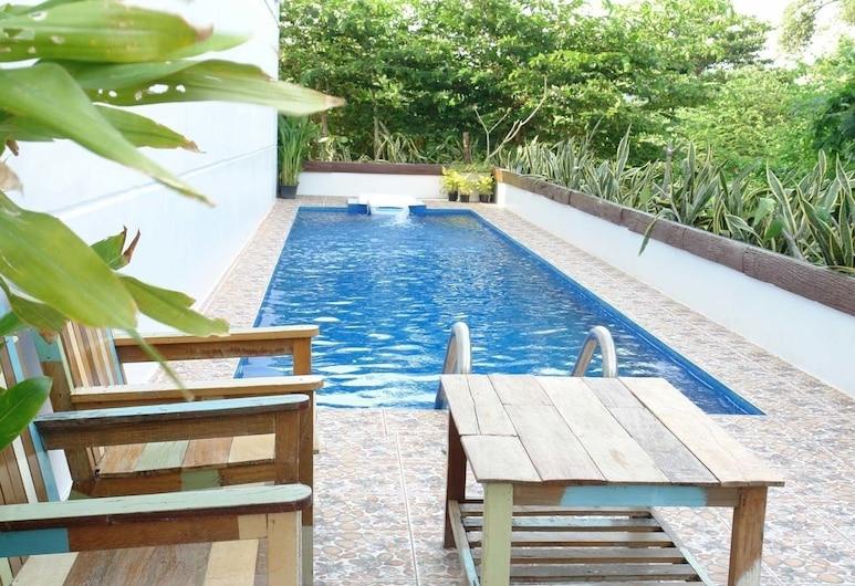 Buritara Resort On Nut Bangkok, Bangkok, Vonkajší bazén