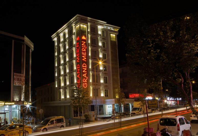 Grand Merin Airport Hotel, Istanbul