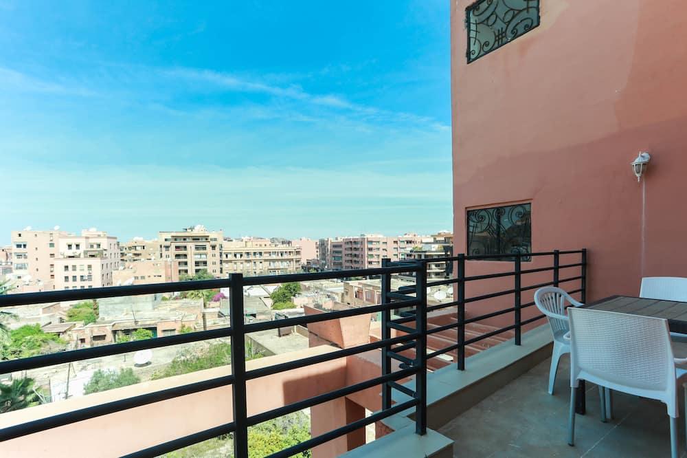 Family Apartment, 2 Bedrooms, Balcony - Terrace/Patio