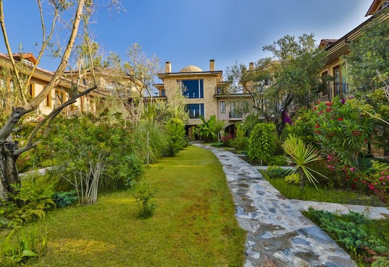 Palace Hotel Olive Odore, Ayvacik, Garten