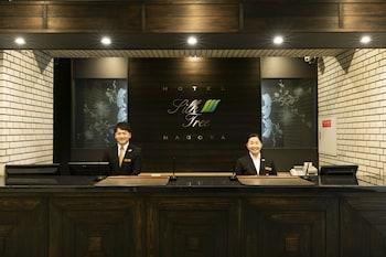名古屋、ホテルシルク・トゥリー名古屋の写真