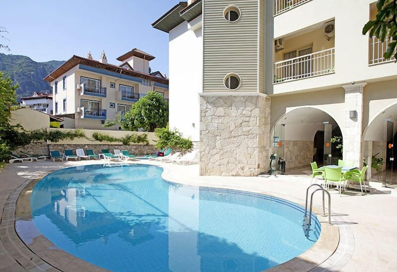 Miray Hotel - All Inclusive , Marmaris, Açık Yüzme Havuzu