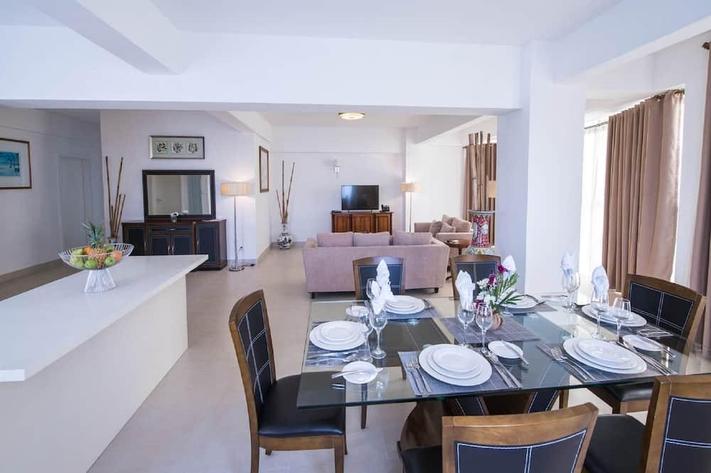 Penthouse - Area Keluarga