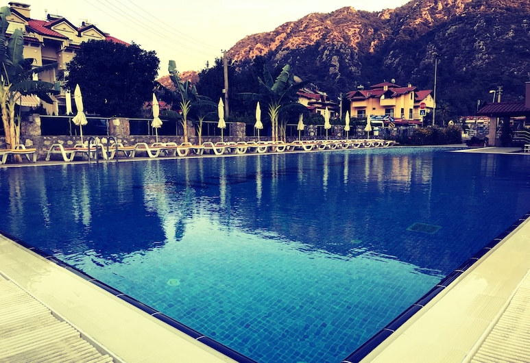 Murat Apart Hotel, Marmaris