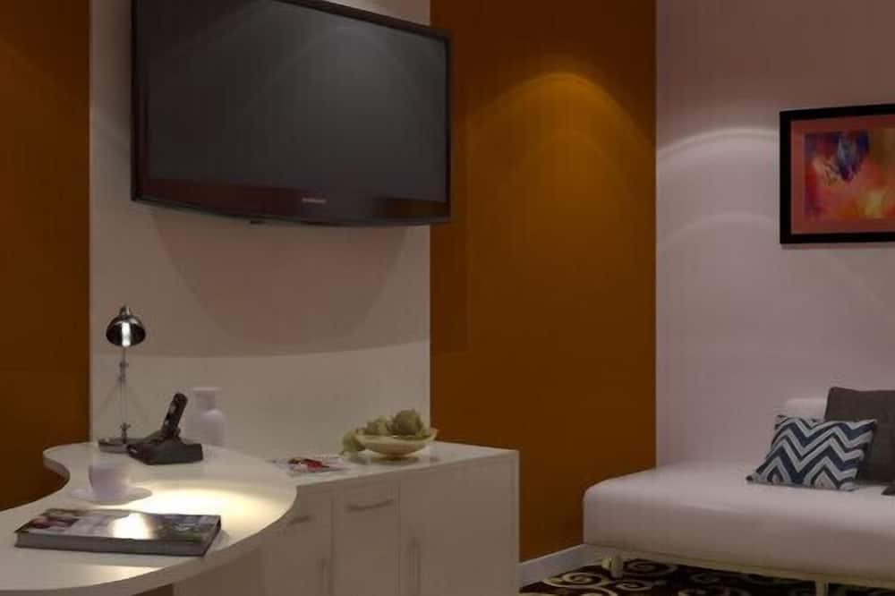 Deluxe-værelse - Opholdsområde
