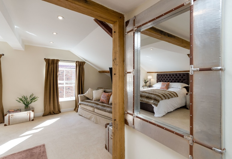 No93 Oower Hoose, York, Suite, 1 King Bed with Sofa bed, Guest Room