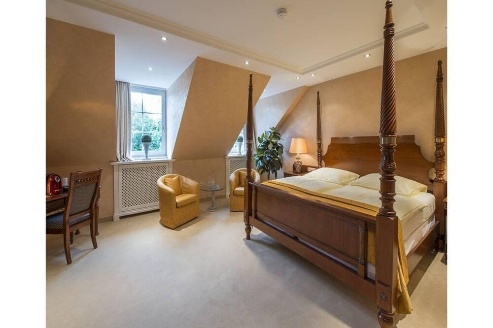 Suite, Private Bathroom (Suite mit Badewanne) - Bilik Tamu