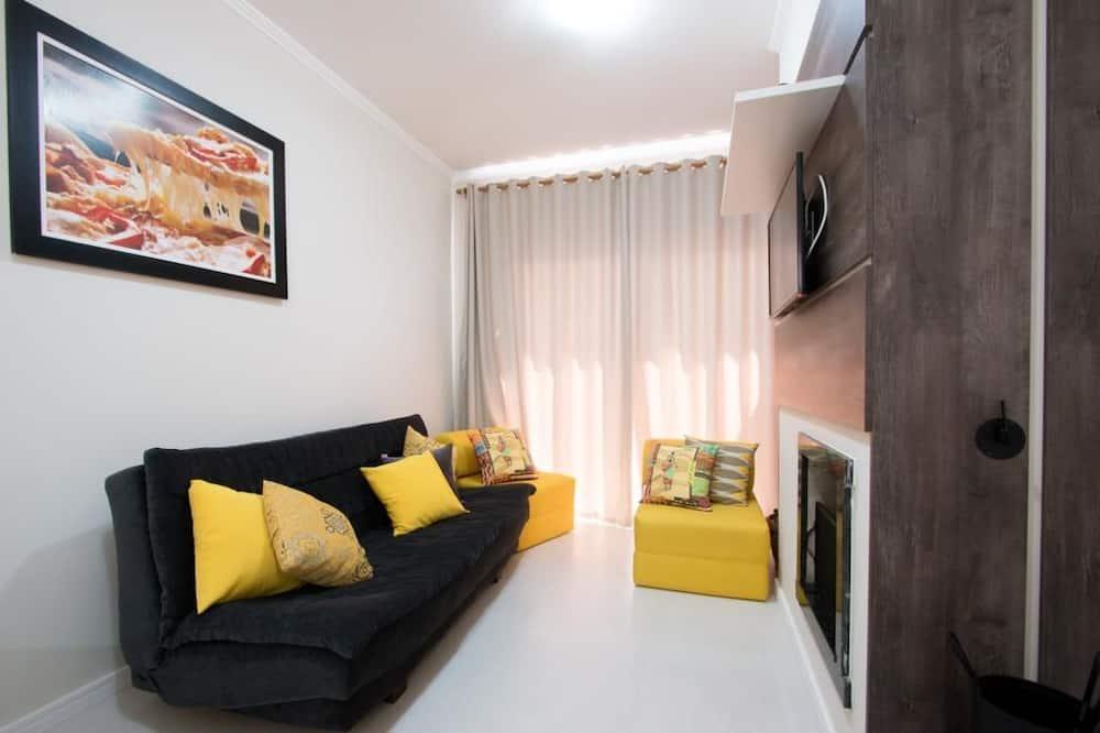 アパートメント ベッド (複数台) 禁煙 (102) - リビング ルーム