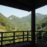 Dormitório Partilhado Tradicional, Dormitório Misto (Japanese Style) - Varanda