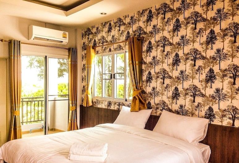 Central Park Ville, Warin Chamrap, VIP Double, Hosťovská izba
