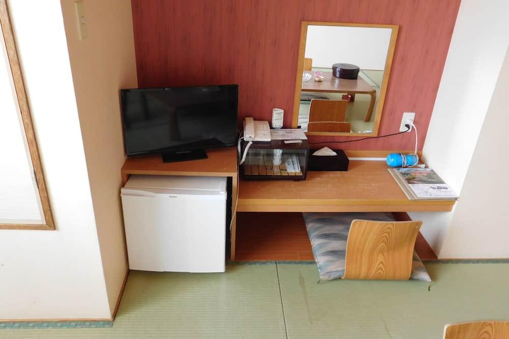 Традиційний номер (Standard Japanese, 8 Tatami Mats) - Міні-холодильник