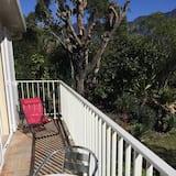 Comfort Studio, 1 Bedroom, Sauna, Garden View - Balcony