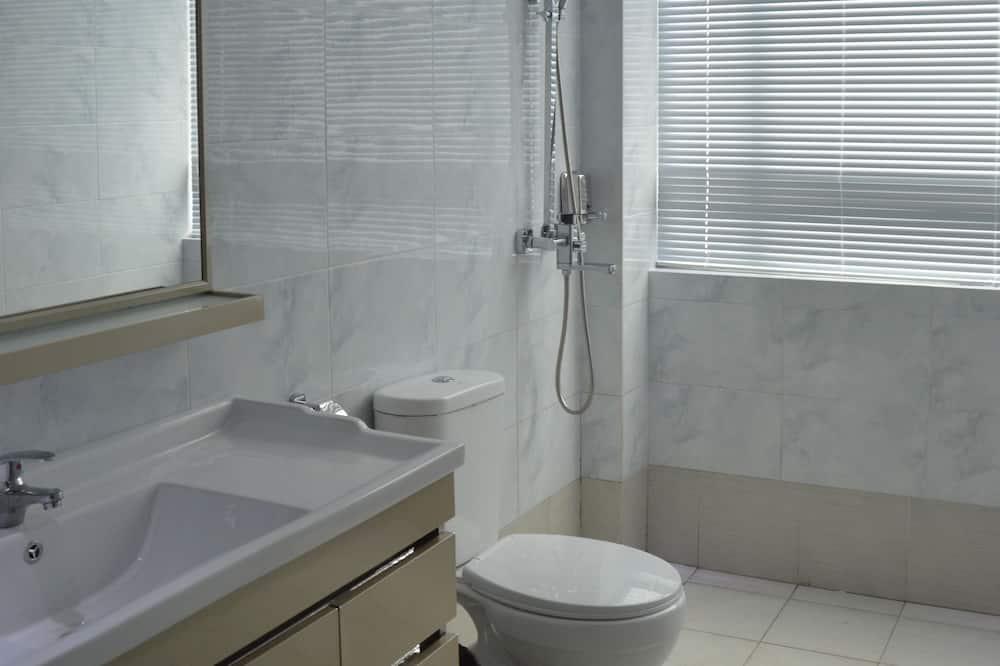 雙床房, 1 間臥室 - 浴室