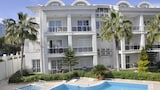 Vacation home condo in Kemer