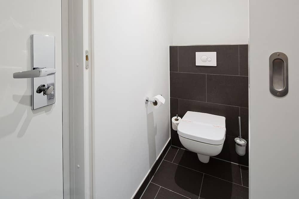 Dvivietis kambarys, su patogumais neįgaliesiems - Vonios kambarys