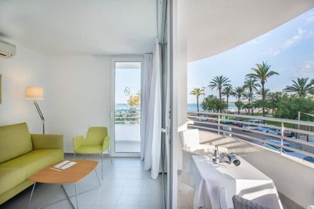 Apartment, 1 Bedroom, Balcony, Partial Sea View - Balcony