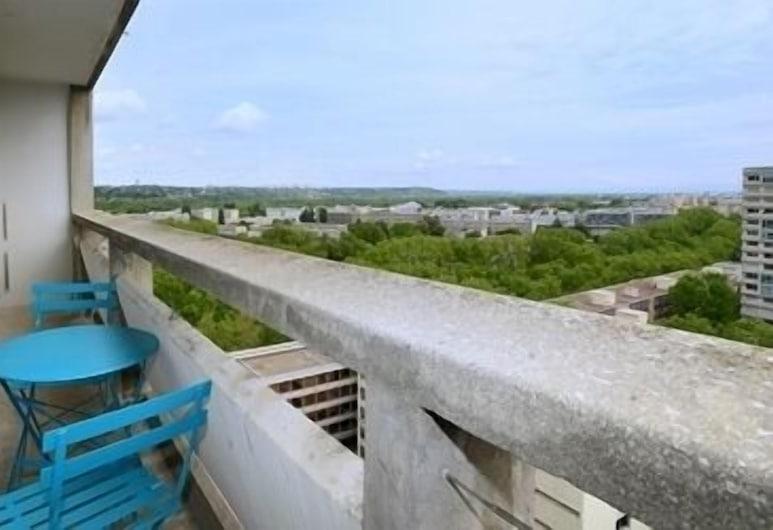 Appart Ambiance - Parc, Villeurbanne, Terassi/patio