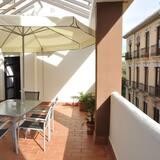 Apartment, 1 Bedroom, Terrace (Atico B) - Terrace/Patio