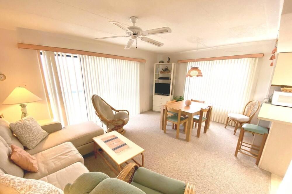 คอนโด, 1 ห้องนอน - ห้องนั่งเล่น