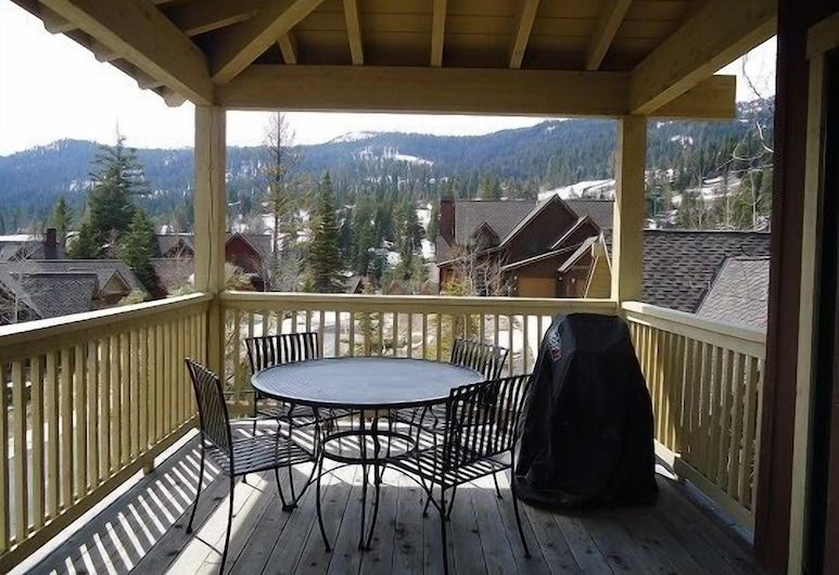 Golden Bench Townhome 14 2 Br home by RedAwning, Donnelly, House, 2 Bedrooms, Balcony (Golden Bench Townhome 14), Balcony