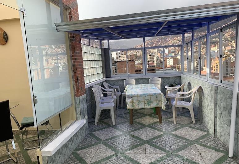 Residencial Alta Vista, La Paz, Habitación doble, Restaurantes