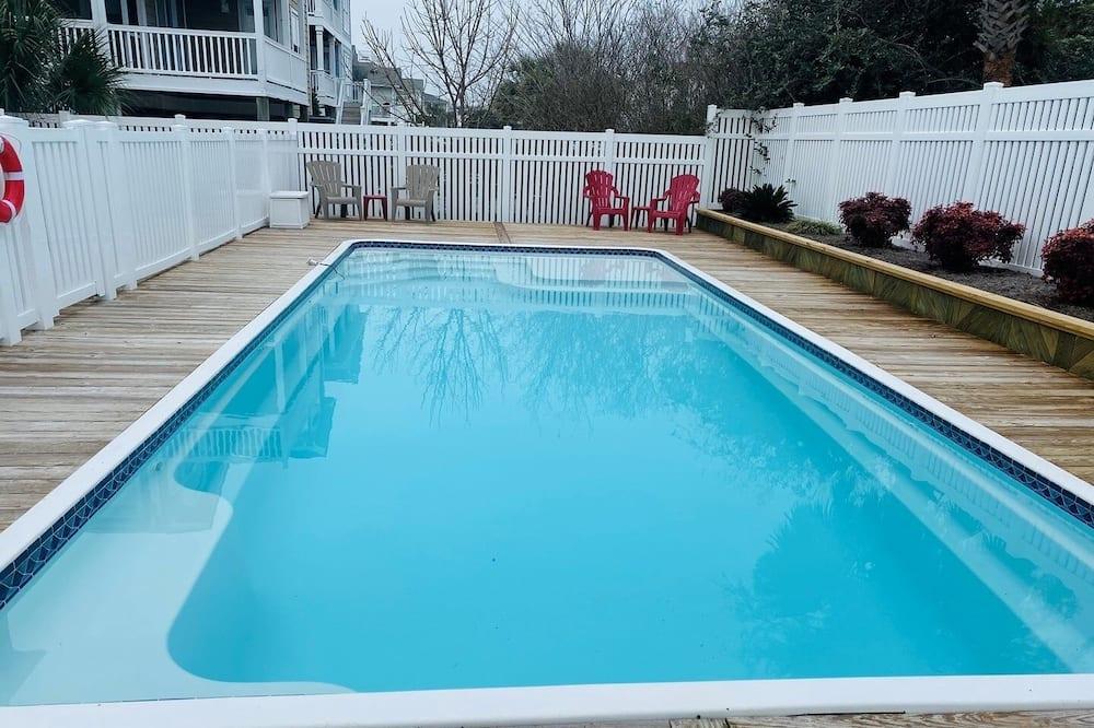 Hus - 4 soveværelser - Pool