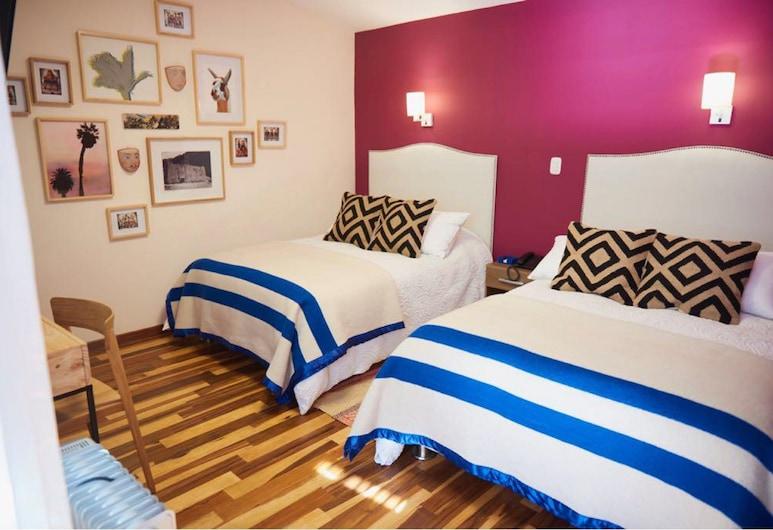 Anden Inca, Cusco, Standard-Zweibettzimmer, Zimmer