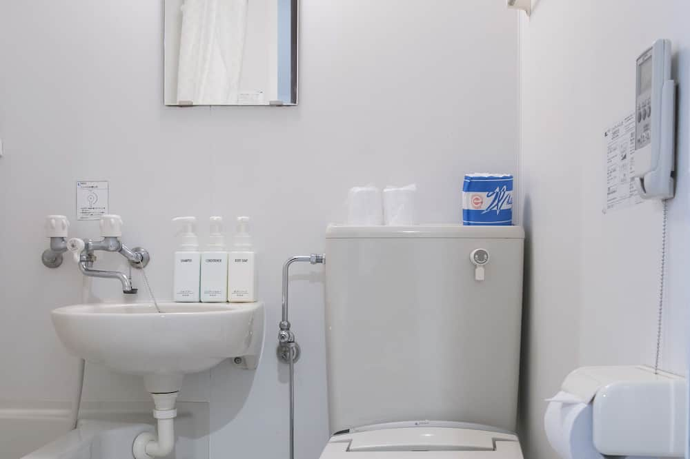 Одноместный номер, для некурящих - Ванная комната
