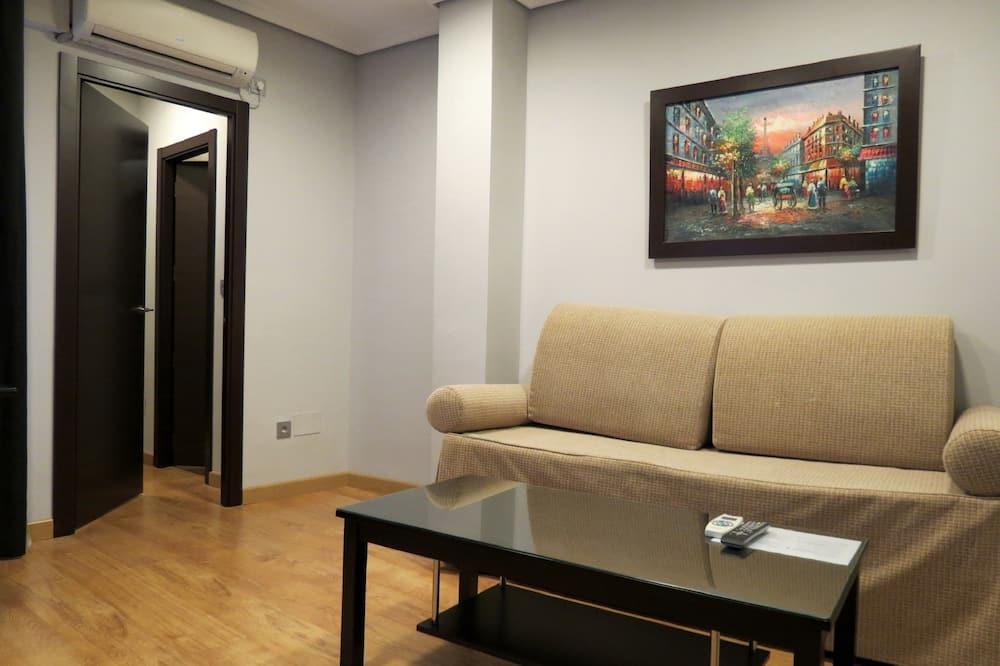 Superior Apartment, 1 Bedroom - Bilik Rehat