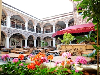 Enter your dates to get the best Izmir hotel deal