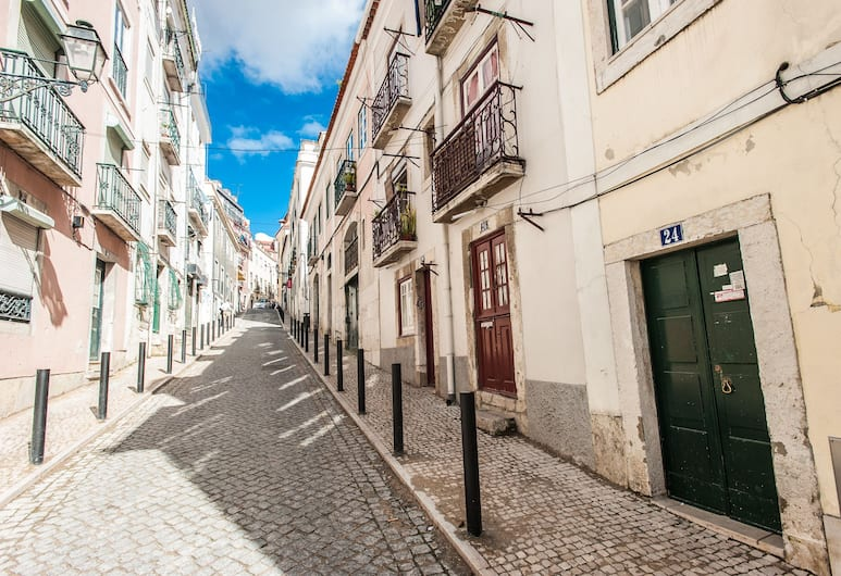 ShortStayFlat Bairro Alto and Bica, Lisbon, Exterior