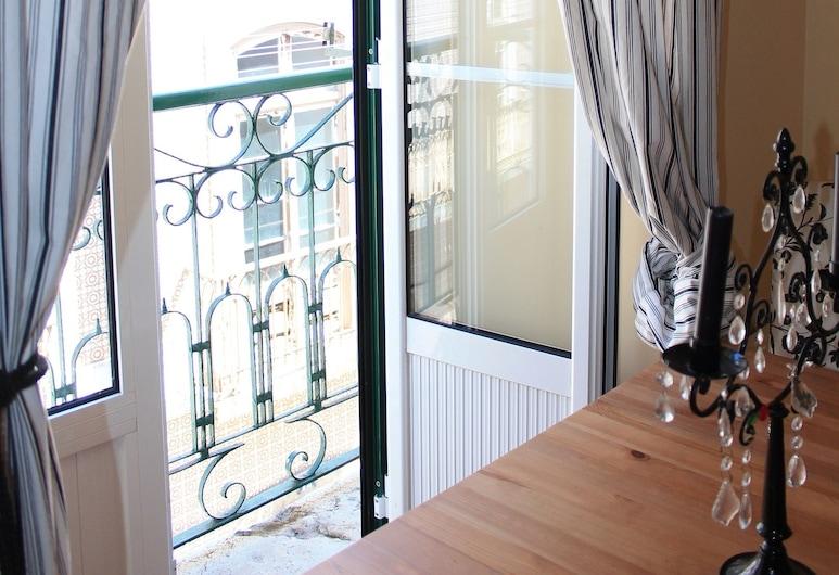 ShortStayFlat Santos, Lissabon, Rua Gaivotas 11B, Kamer