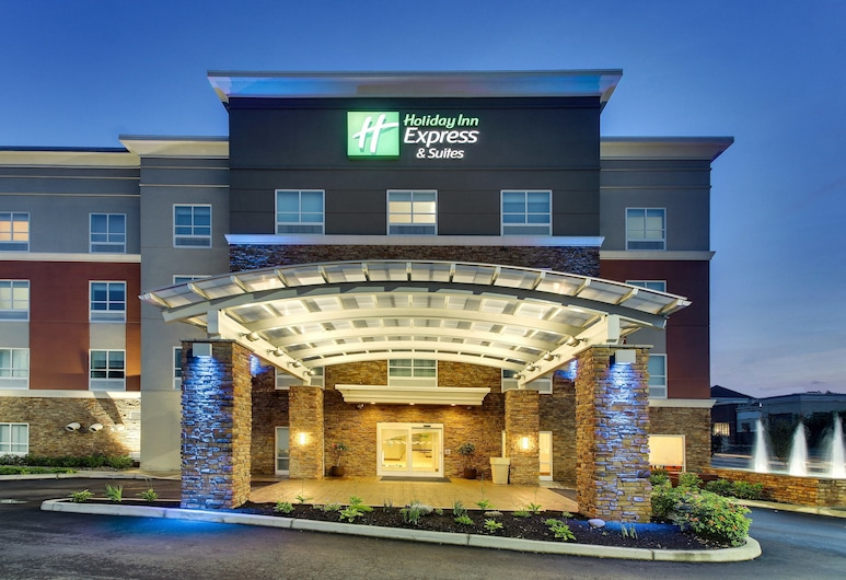 Holiday Inn Express & Suites Ithaca, Ithaca, Exterior