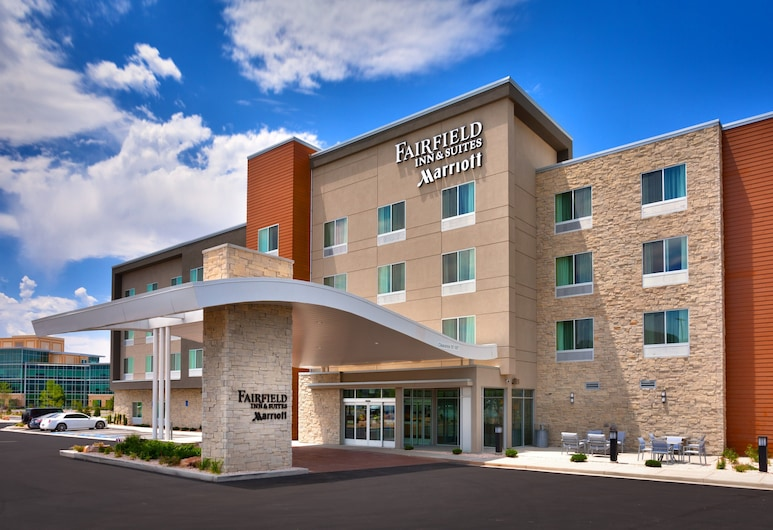 Fairfield Inn & Suites by Marriott Salt Lake City Midvale, מידוויל