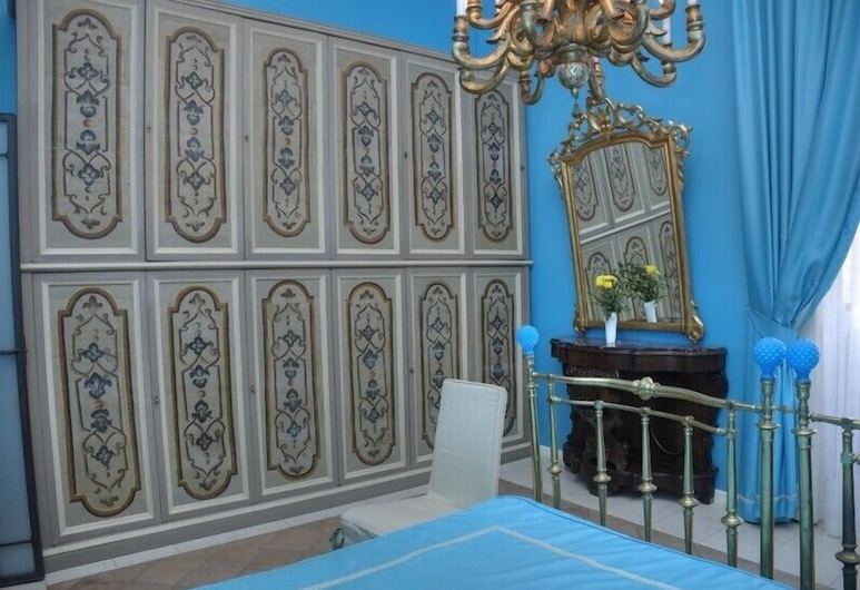 Residenza Vanvitelli, Tropea, Deluxe-huone, Vierashuone