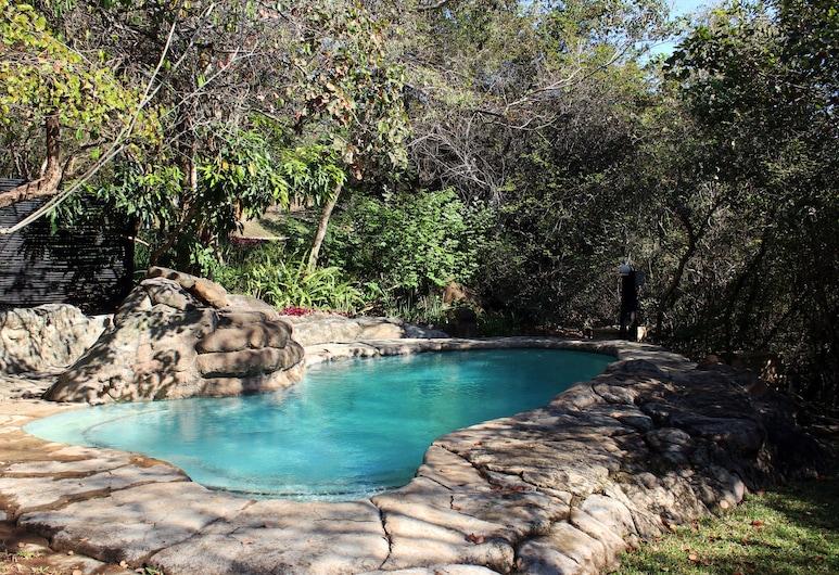 Thulamela Bed and Breakfast, Hazyview, Vonkajší bazén