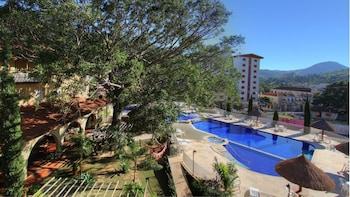 Aguas de Lindoia bölgesindeki Hotel Mantovani resmi
