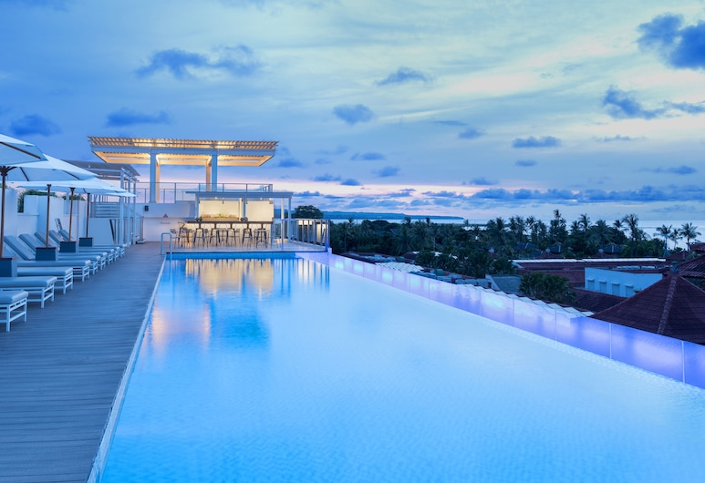 Holiday Inn Express Baruna Bali, an IHG Hotel, Kuta, Område til fødselsdagsfester