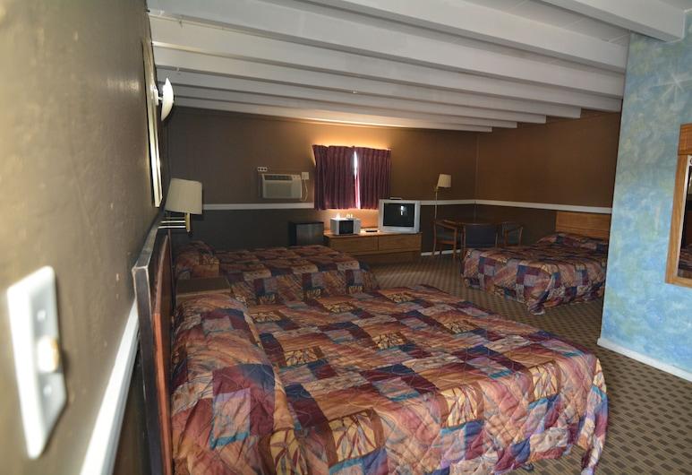 Sunset Motel, Santa Rosa, Trojlôžková izba, Hosťovská izba
