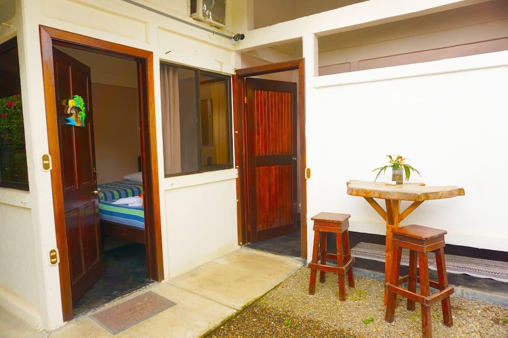 Standard-dobbeltværelse - 2 enkeltsenge - Spisning på værelset