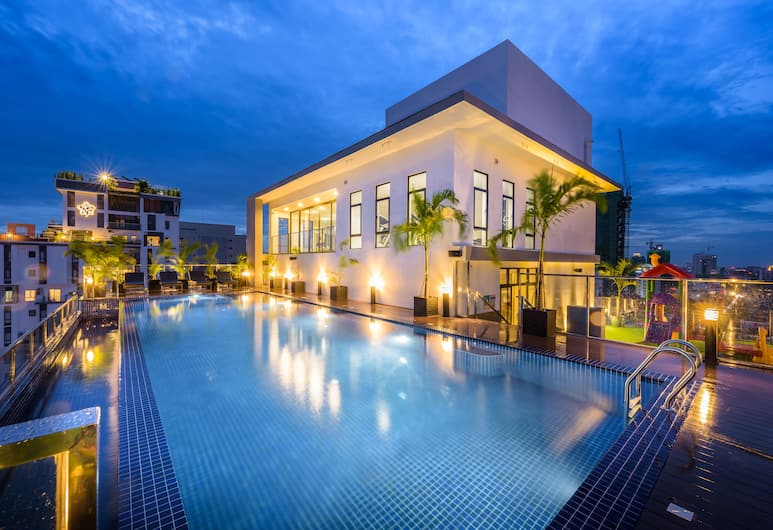 Mansion 51 Hotel & Apartment, Phnom Penh