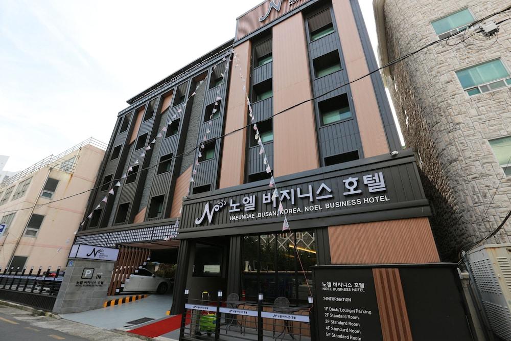 Noel Business Hotel Busan