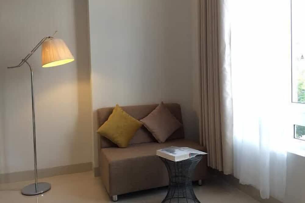 Studio (Double Room) - Obývací prostor