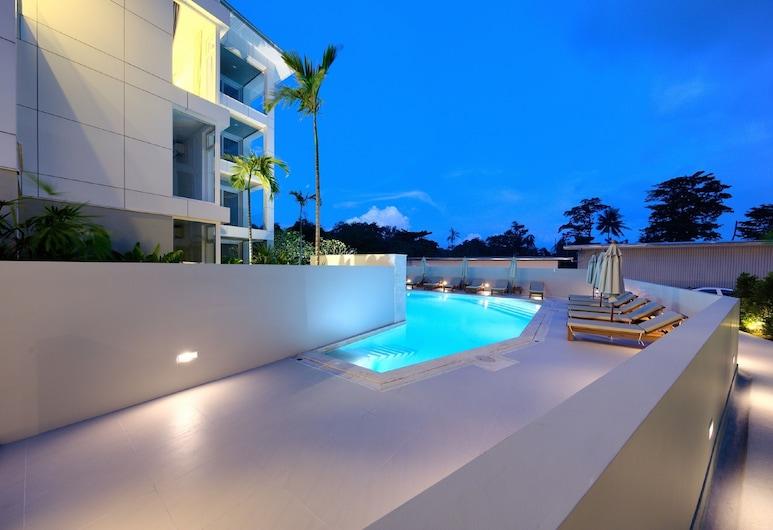 Horizon Residence Rentals, Ko Samui, Außenpool