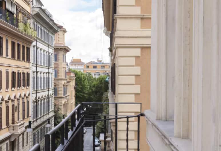Relais Donna Lucrezia, Roma, Suite Junior, balcone, Balcone