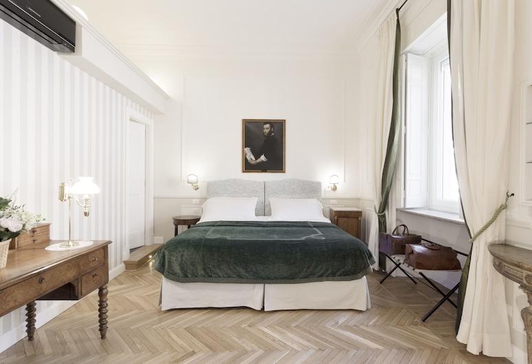 Relais Donna Lucrezia, Rom, Junior-suite, Værelse