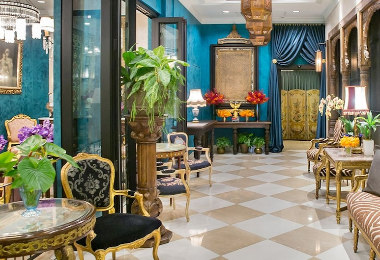 サラズ ホテル, バンコク, ロビー